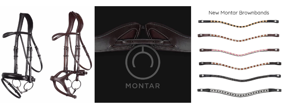 montar bridle ergonomic