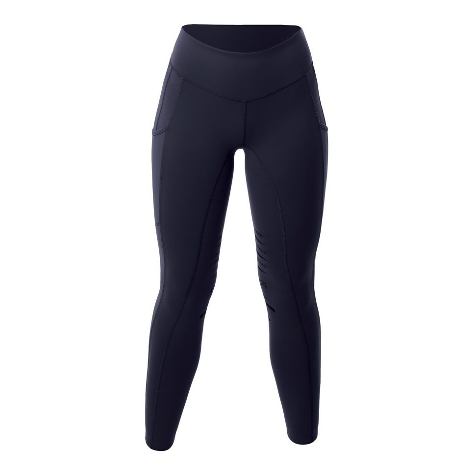navy inspire riding tights leggings