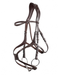 montar grackle bridle ergonomic