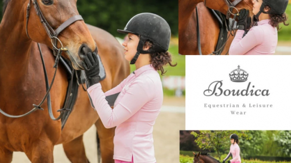 Introducing Our First Brand Ambassador: Wiola from Aspire Equestrian