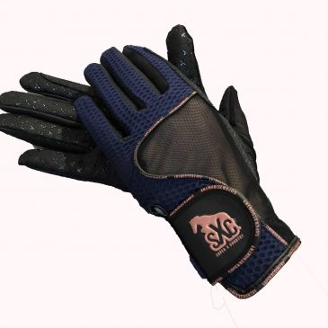 navy superxcountry gloves