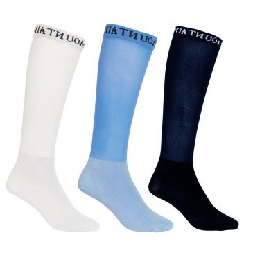 mountain horse thin competition socks