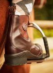 mountain horse riding boots aurora short