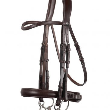montar double bridle