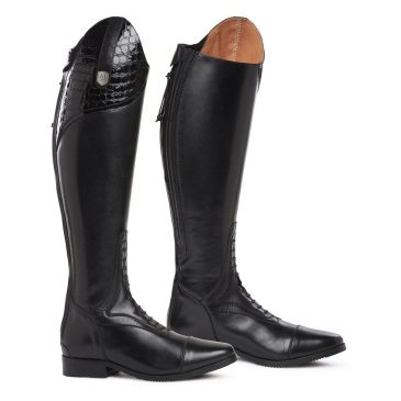mountain horse lux long riding boot