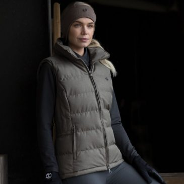 equetech pillow gilet outlander