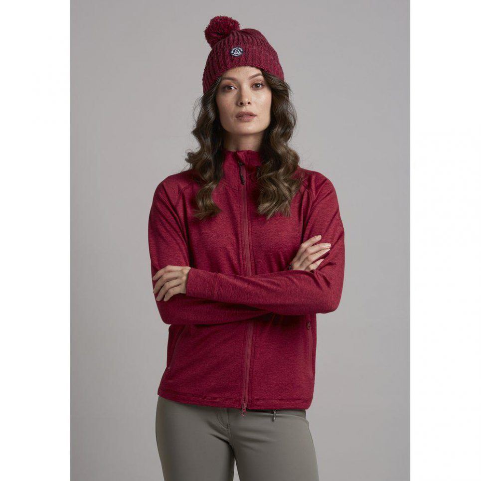 mountain horse laura technical riding fleece