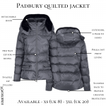 padbury equetech short riding coat
