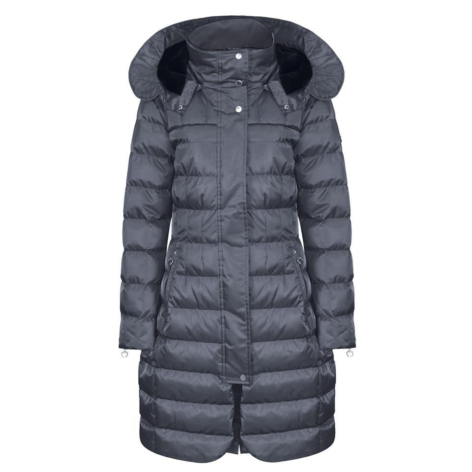 Alphe Quilted Jacket Equetech