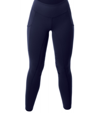 fleece lined winter riding leggings tights inspire