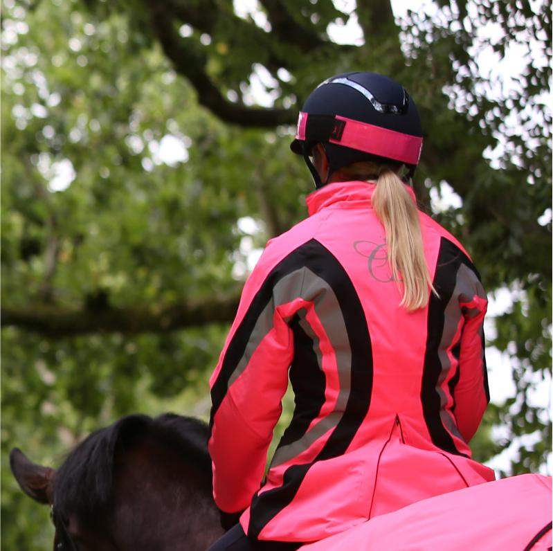 hivi waterproof horse riding jacket equisafety