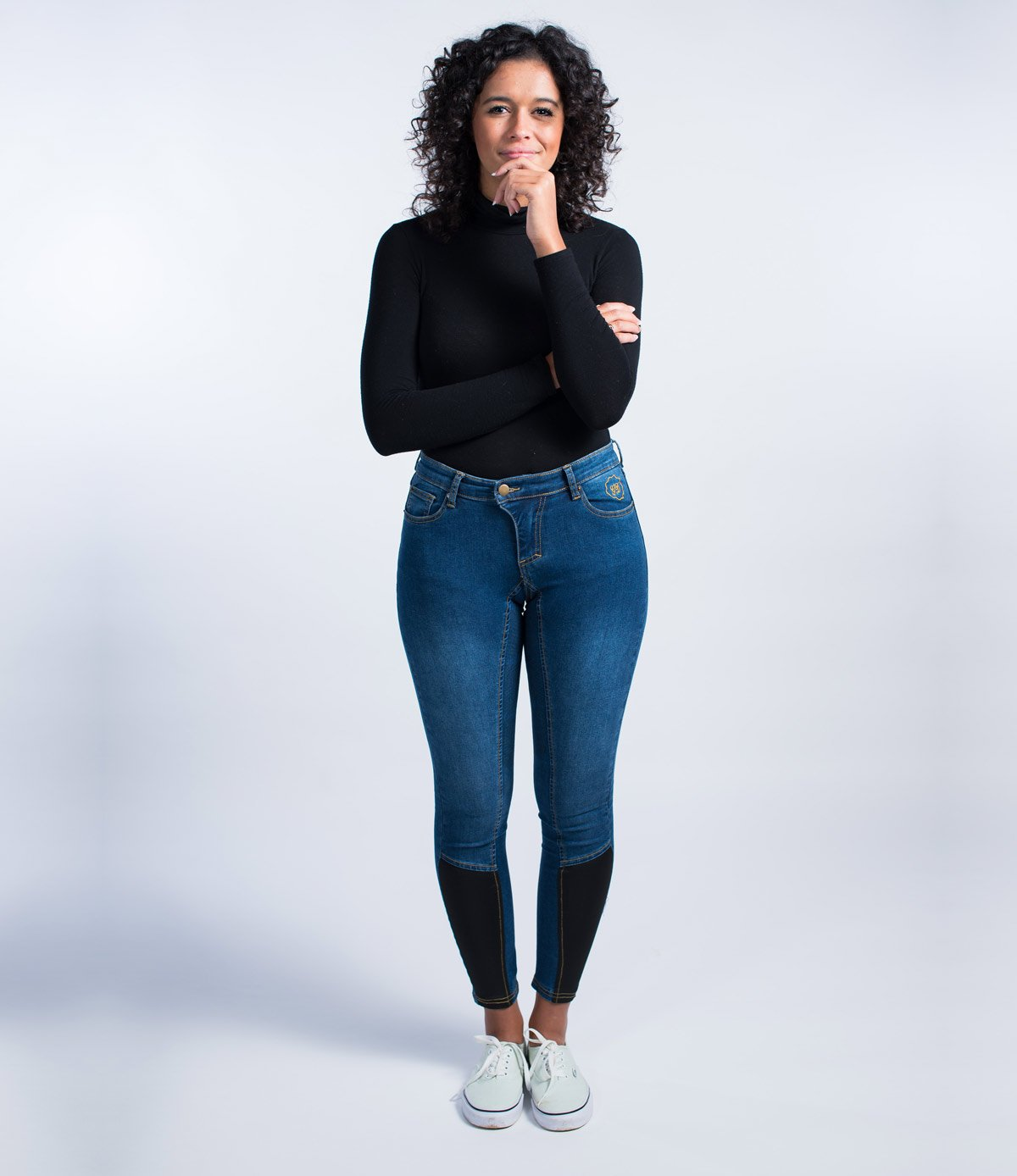 georgian dollar equestrian jeans breeches