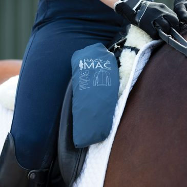 equetech hack-a-mac riding water resistant coat