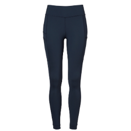 flora mountain horse navy tech tights