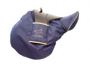 finer equine saddle cover