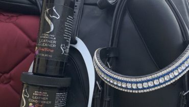 How To Remove Mould From Your Bridle, Riding Boots & Saddle