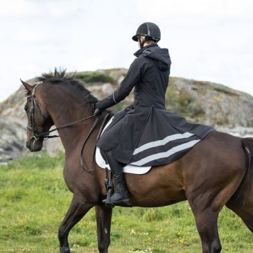 stierna waterproof horse riding jacket