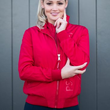 ps of sweden wera red jacket