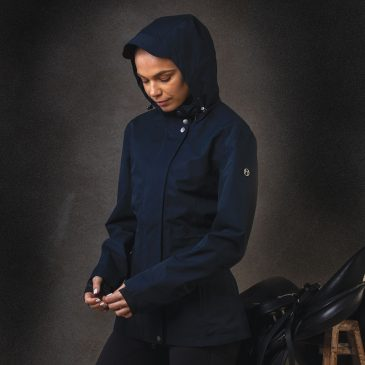 equetech pura waterproof riding jacket