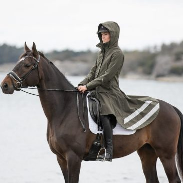 Stierna nova waterproof riding jacket
