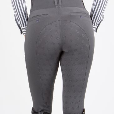 ps of sweden grey mathilde riding tights