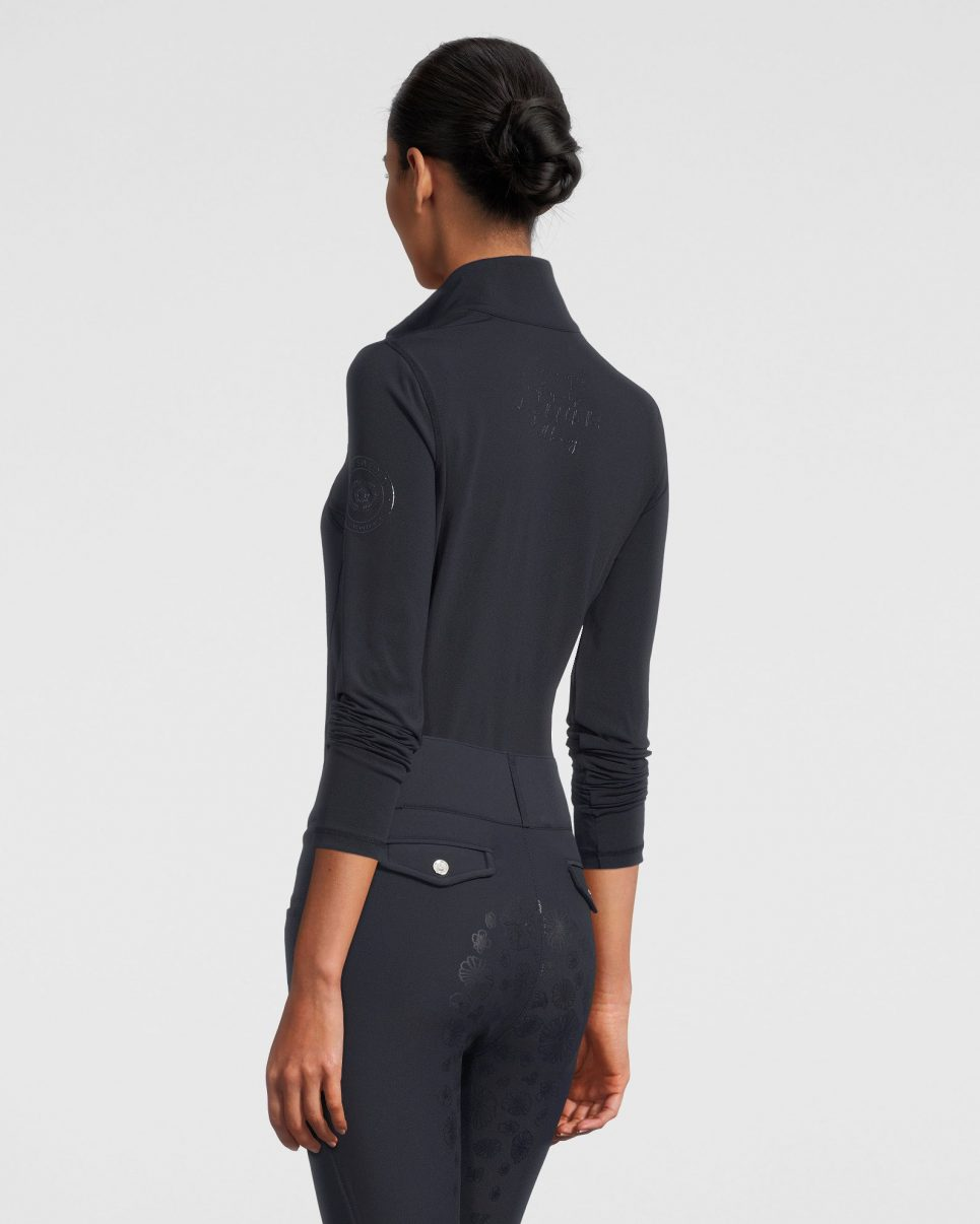 ps of sweden alessandra navy base layer